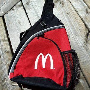 McDonald's Shoulder Bag Sling Purse NWOT